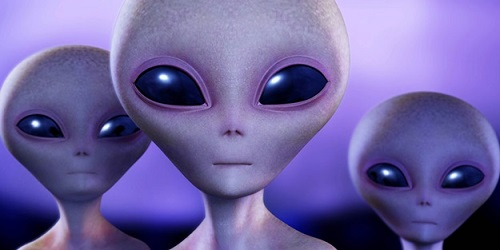 Uzaylılar aramızda mı?
